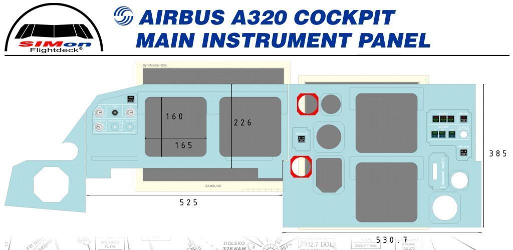 Where to start? – SIMon A320