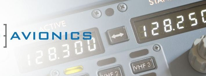 V1 Avionics ARINC429 Interface.