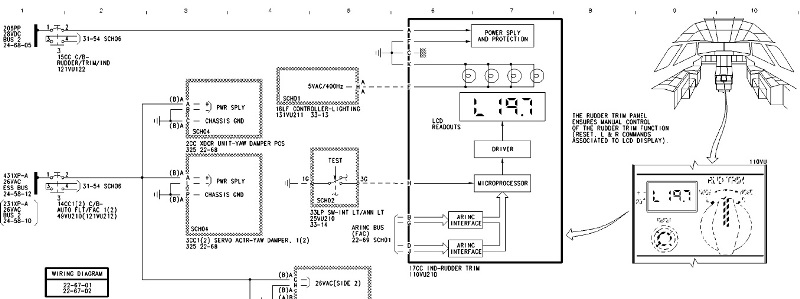 panel pin outs simon a320 rh sim on a320 com Airbus A320 Specs A320 System Diagram