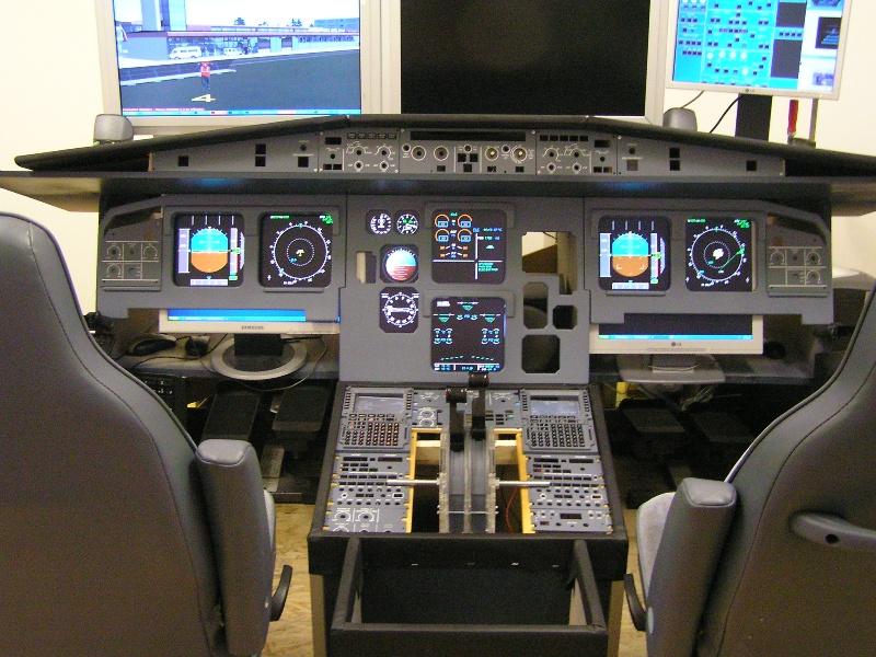 I want one, the A320 cockpit! – SIMon A320
