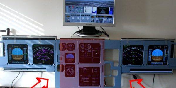 Choosing monitors for main instrument displays.