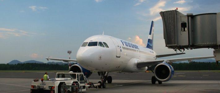 Brnik airport visit 2011.
