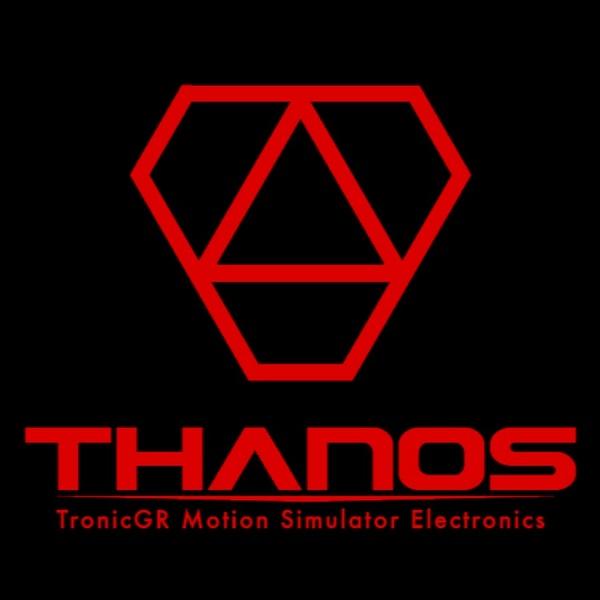Thanos 6DOF motion simulator electronics  – SIMon A320