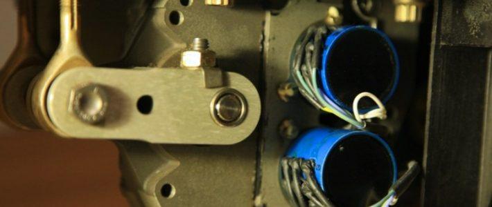 Sidestick transducer pots.